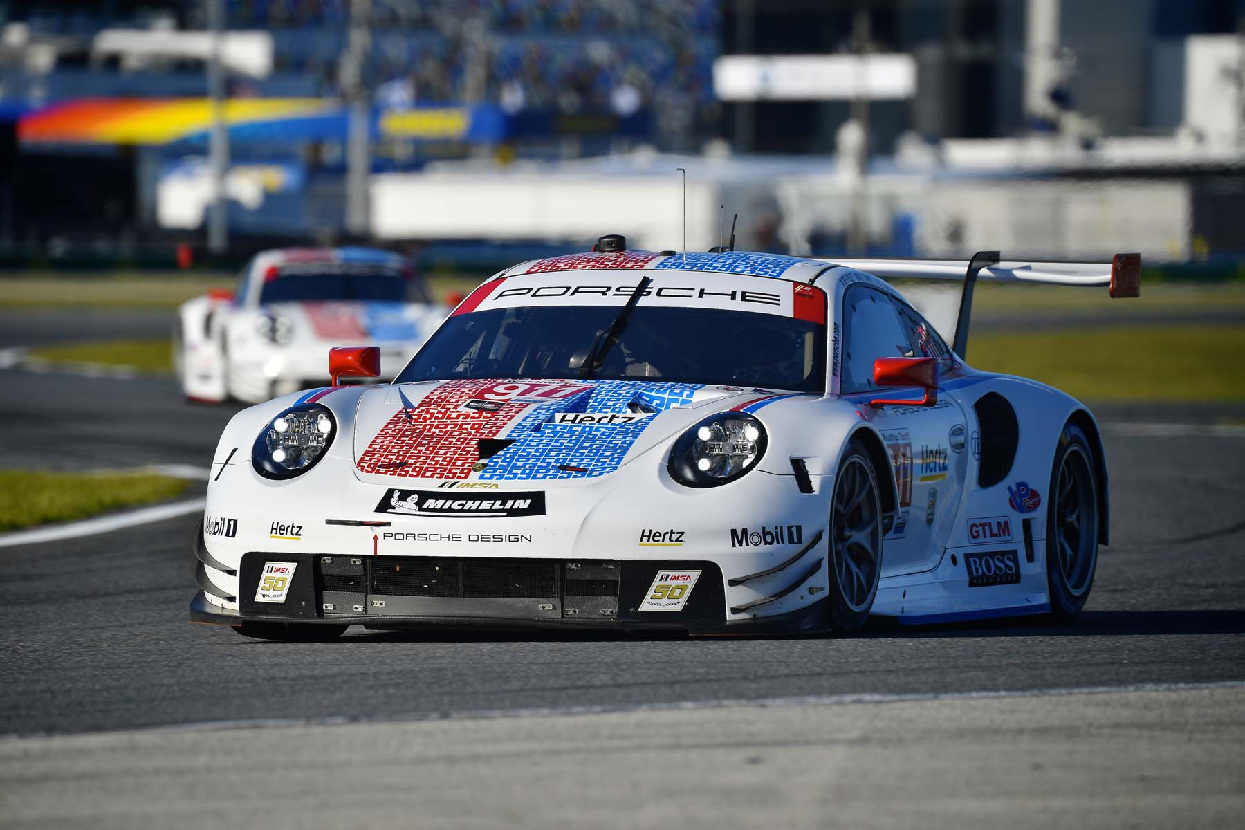 michelin and its partnership with north american endurance