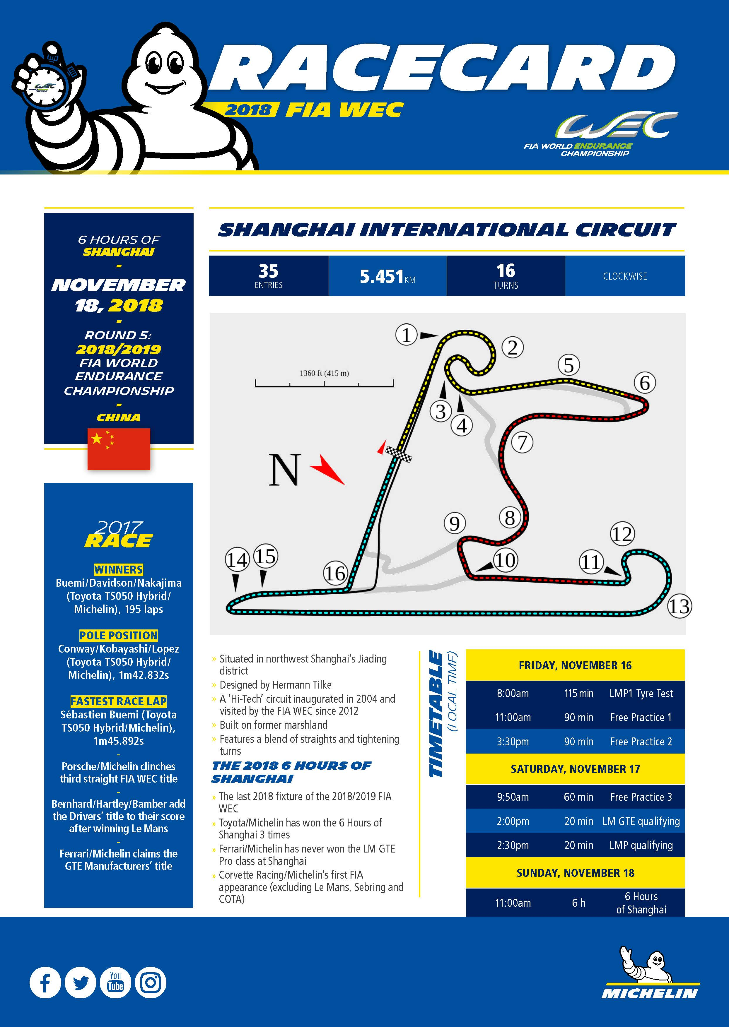 Michelin_Racecard_WEC_Shanghai_2018_UK_Page_1