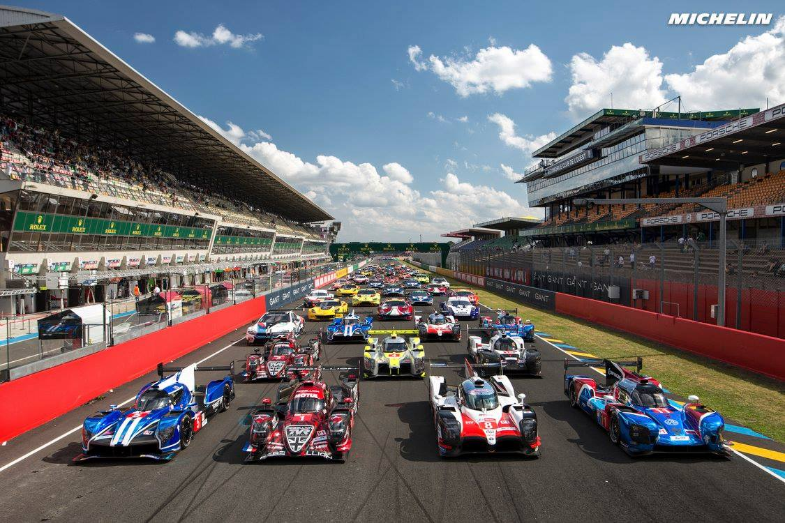 Michelin looking to add to two decades of unbeaten Le Mans success