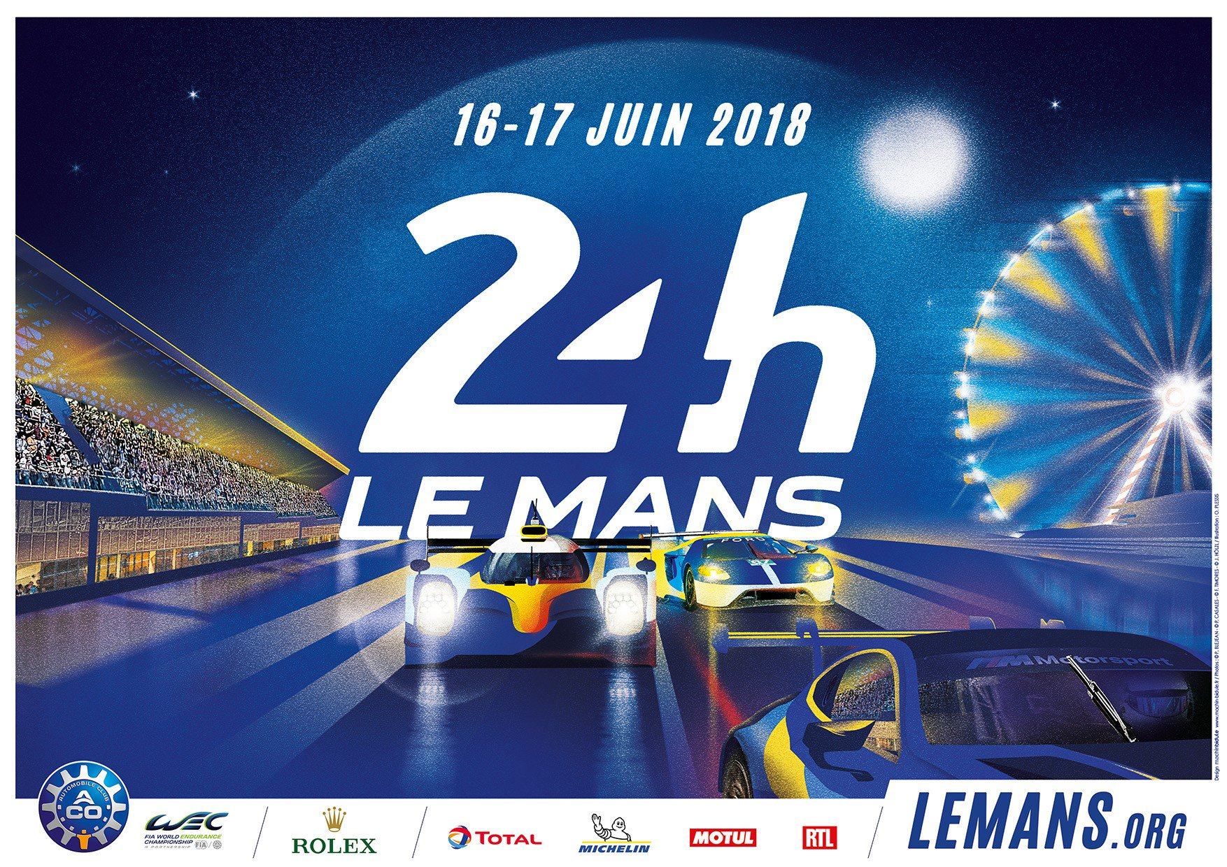 Michelin targeting a 21st Le Mans victory