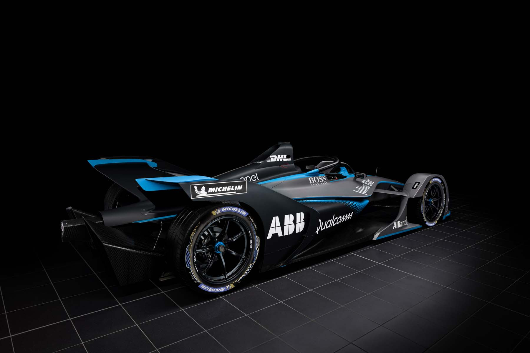ABB FIA Formula E: Michelin reveals the new MICHELIN Pilot Sport