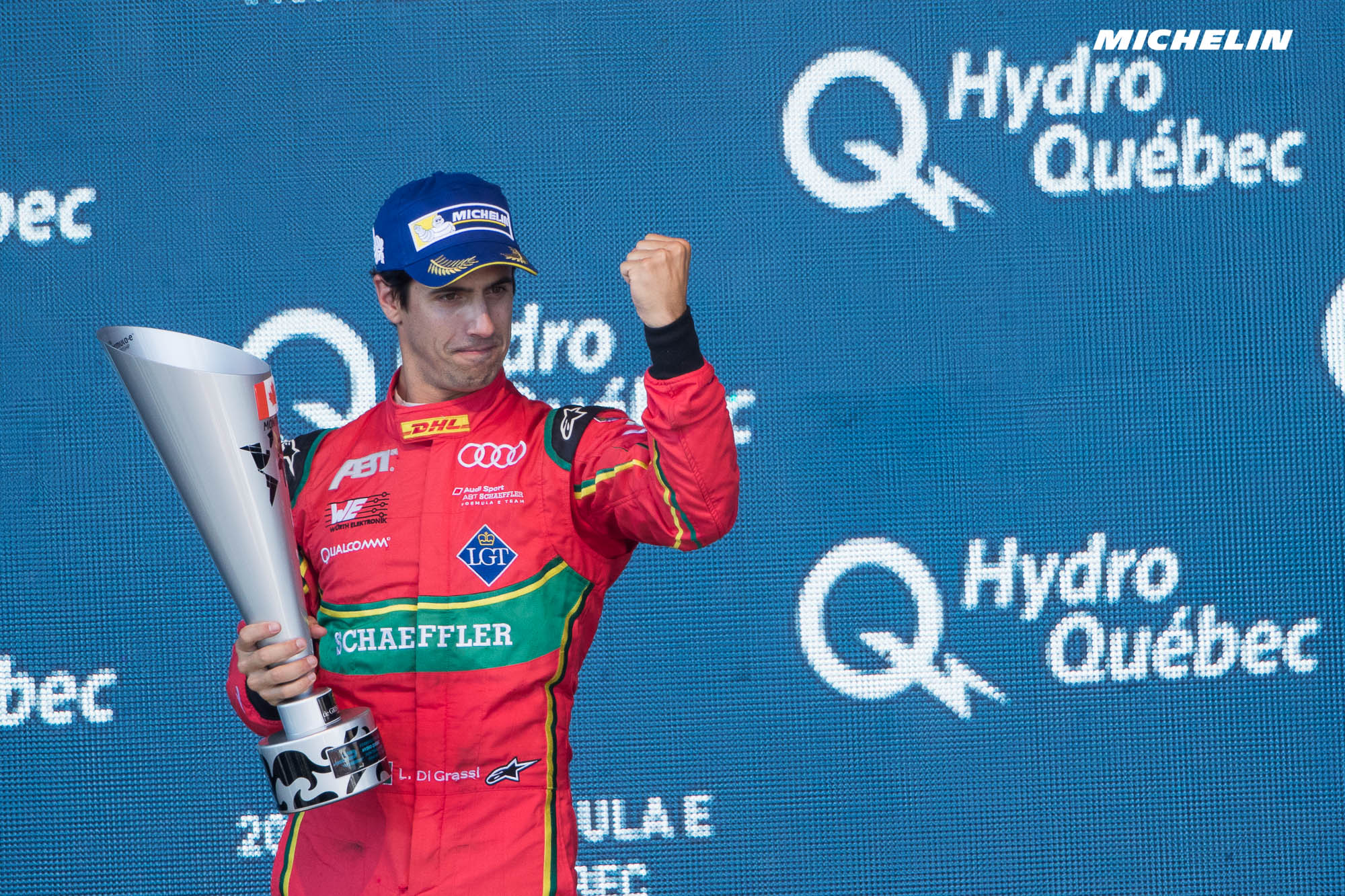 Di Grassi and Renault e.dams secure 2016/2017 Formula E titles