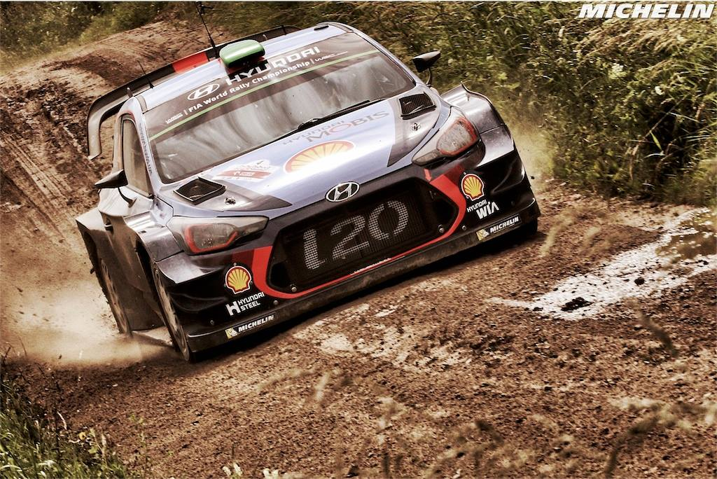 Hyundai/Michelin scores one-two finish in Poland