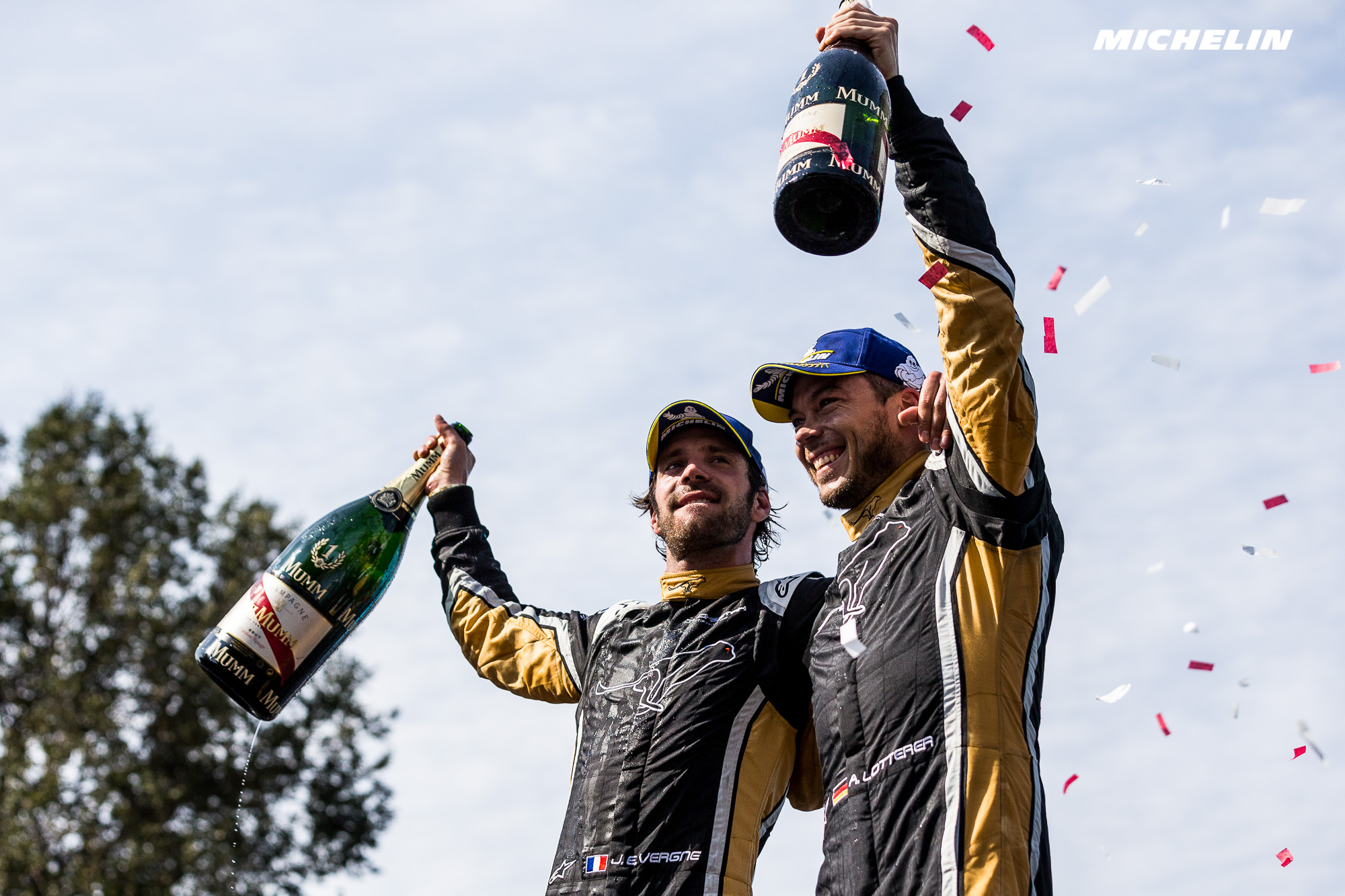Formula E: Techeetah's Chilean double tops