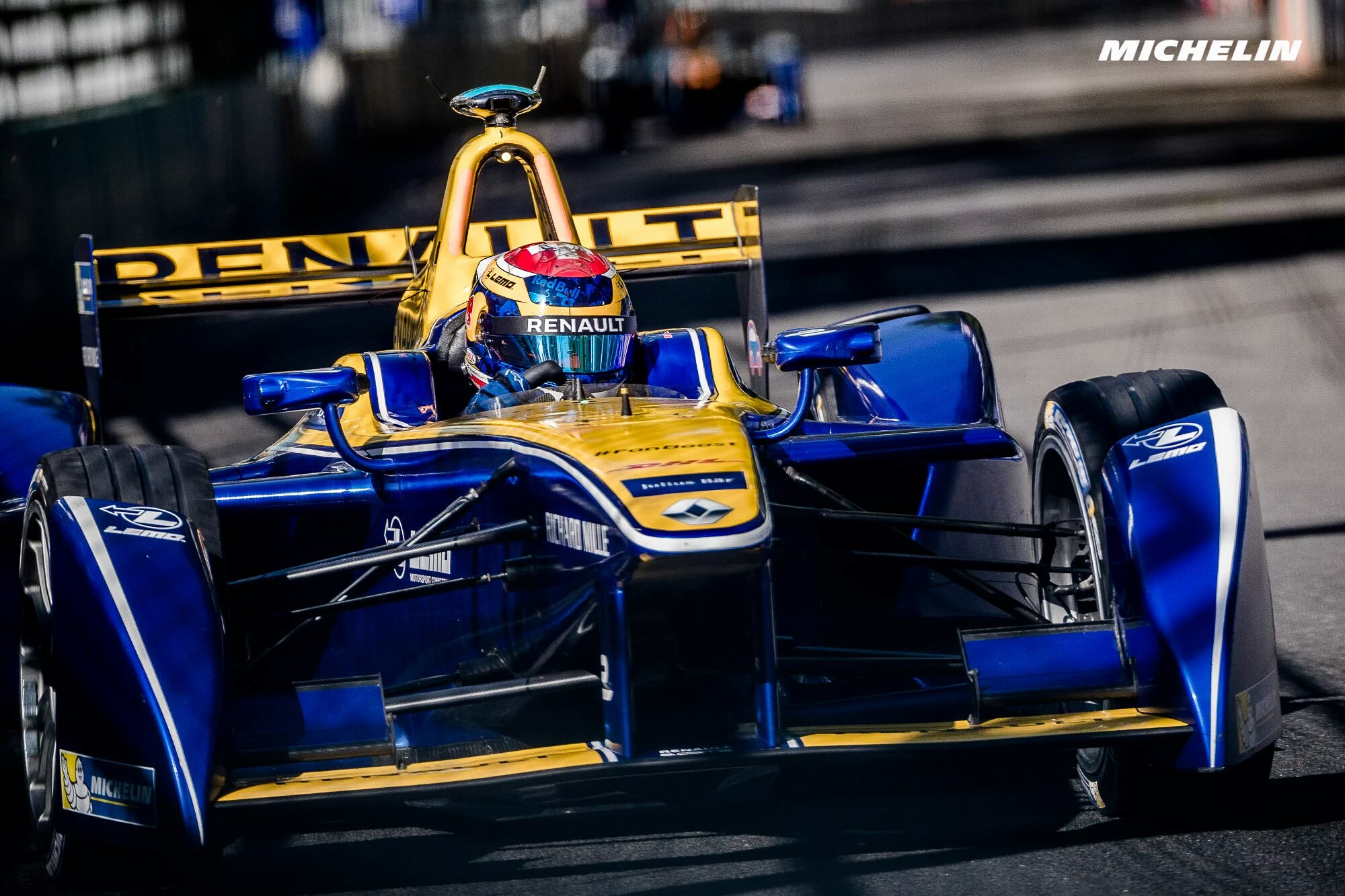 FIA Formula E: London ePrix weekend crowns Buemi and Renault-e.dams