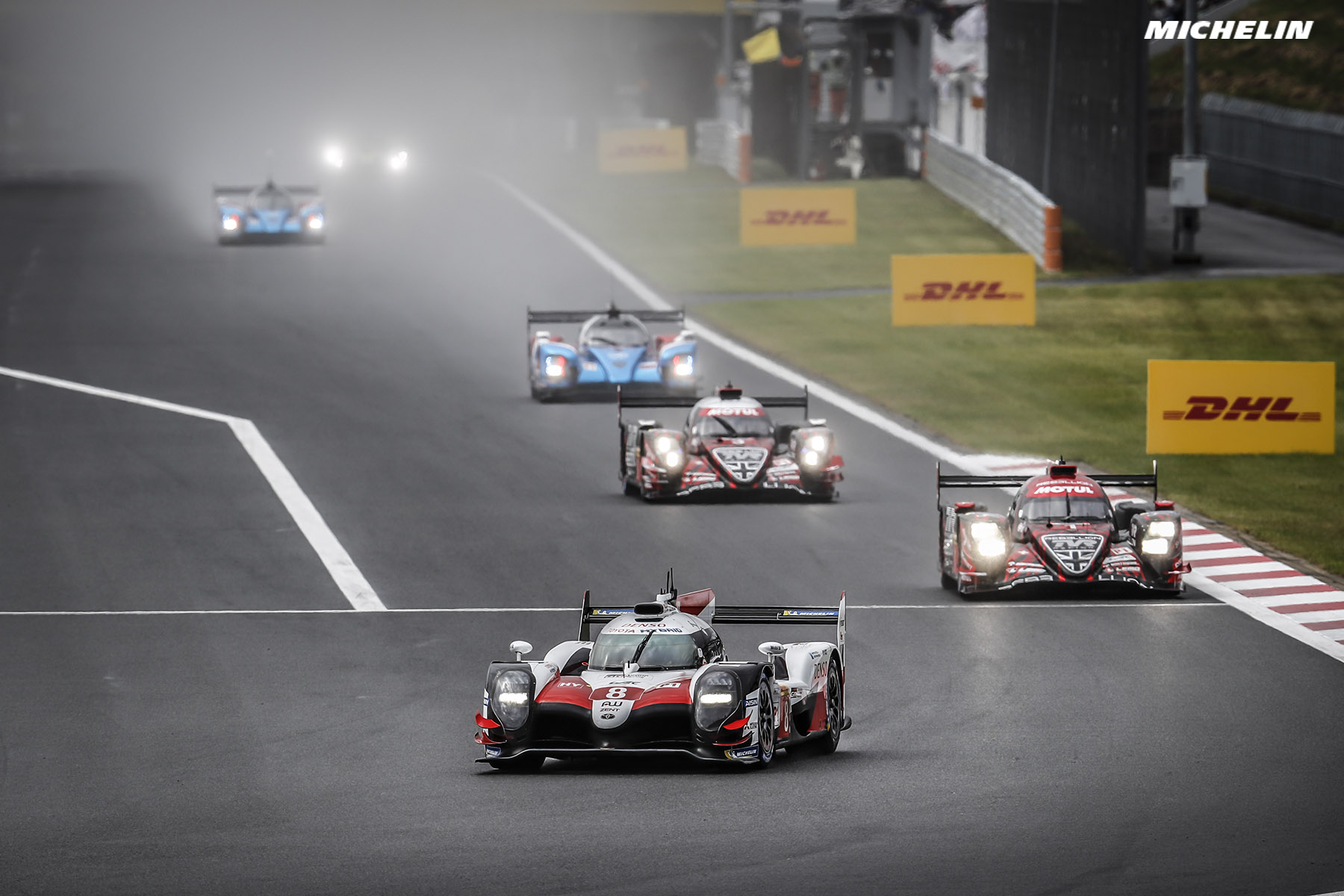FIA WEC - 6 Hours of Fuji - Racecard