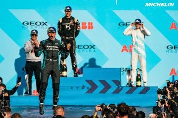 outlet store 4f8da 6f80a FIA Formula E - Maiden Formula E wins for Jaguar and Evans