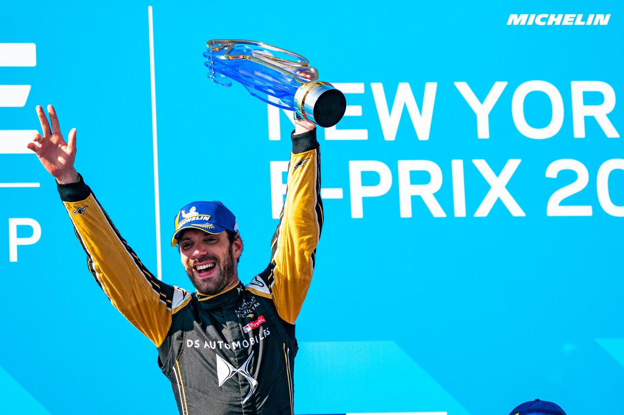 Vergne scores second straight Formula E crown!