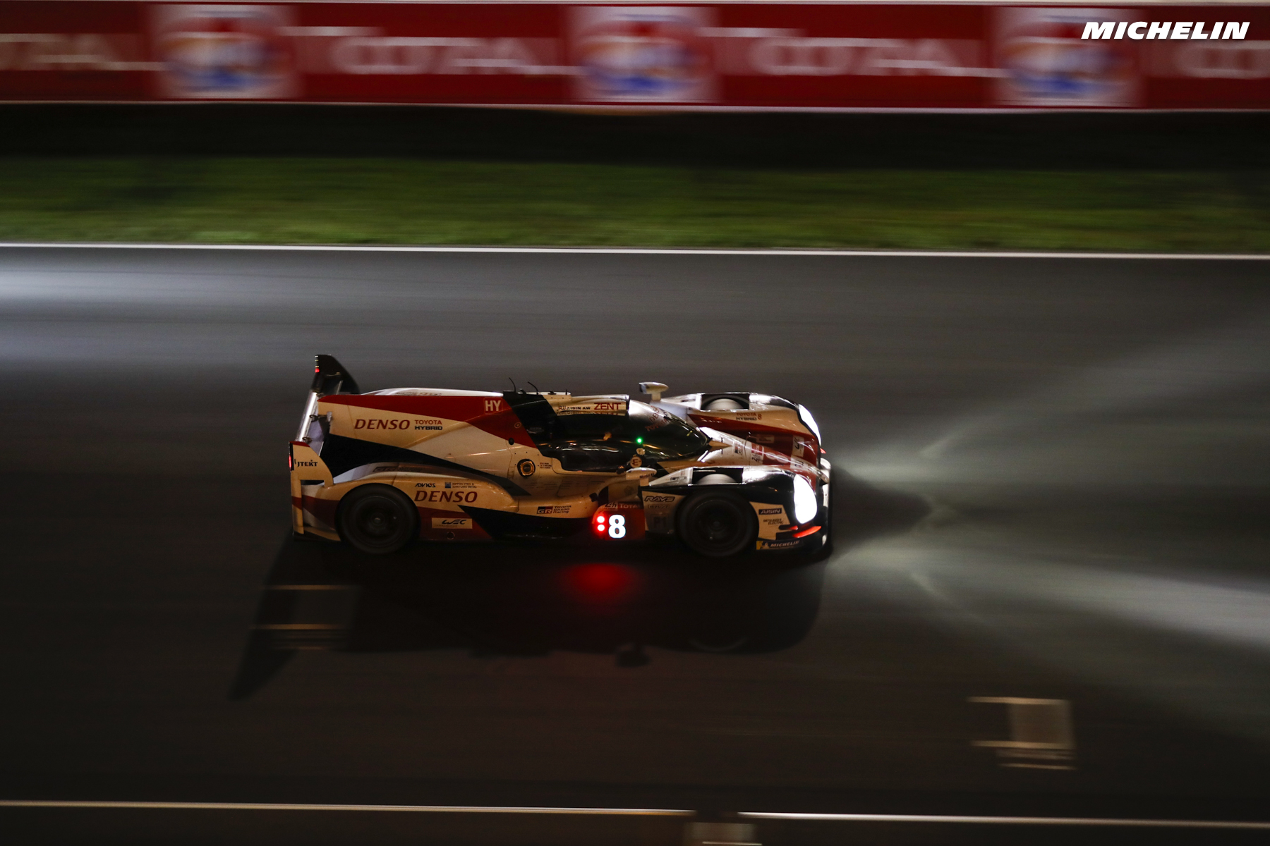 H-7: Toyota still on target for Le Mans glory