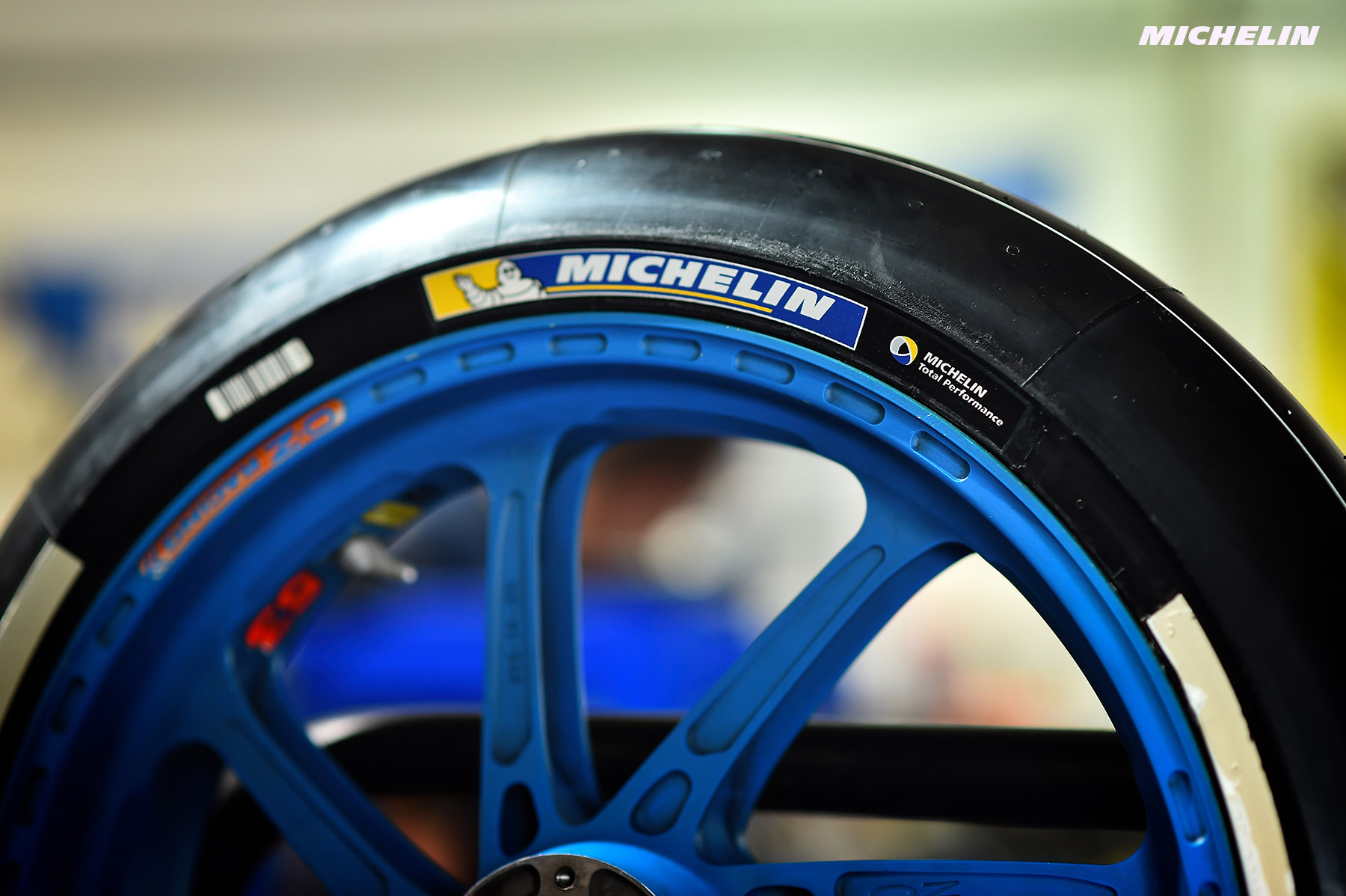 Michelin Named Official Motogp Tyre Supplier Until 2023