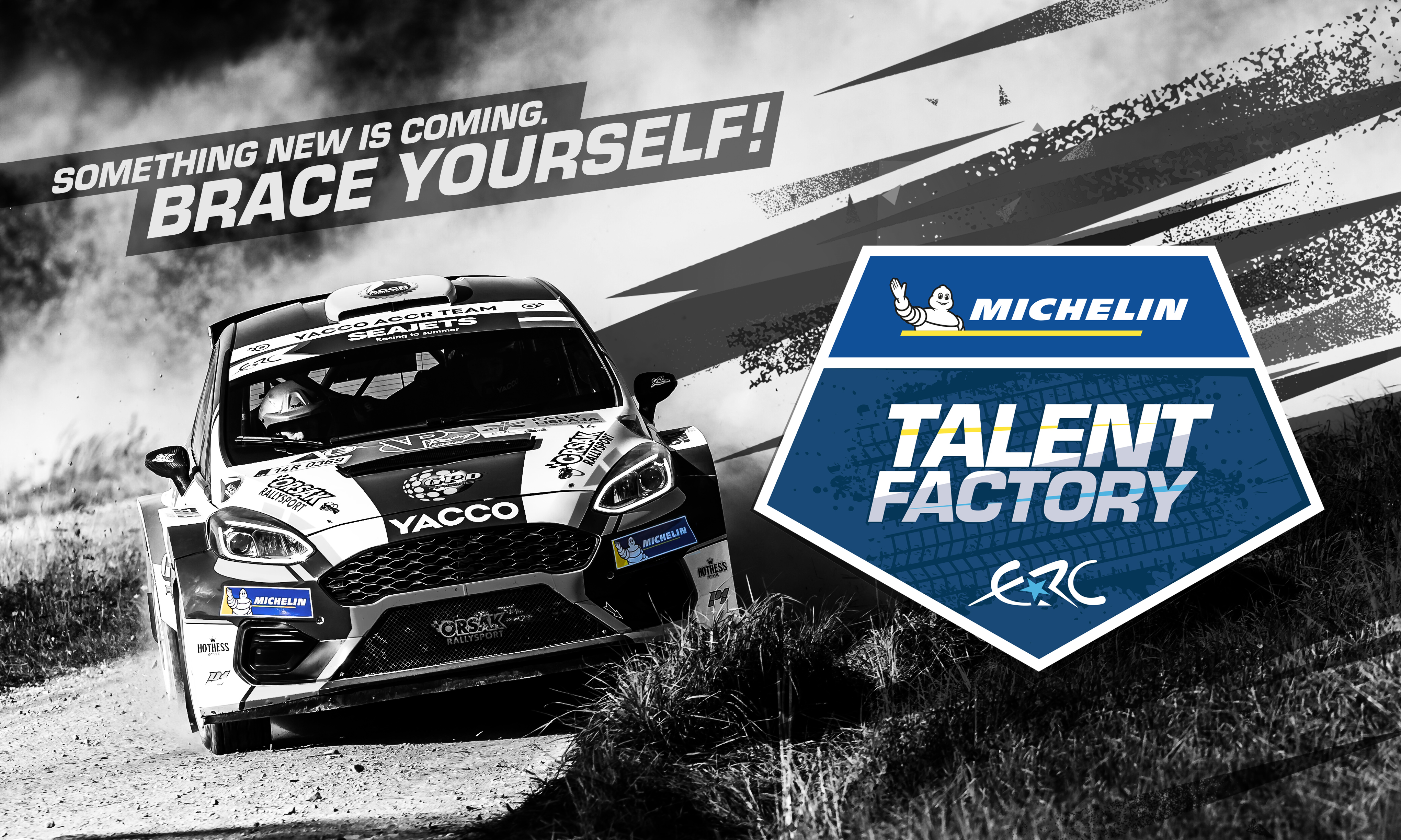 Michelin to support European Rally Championship youngsters