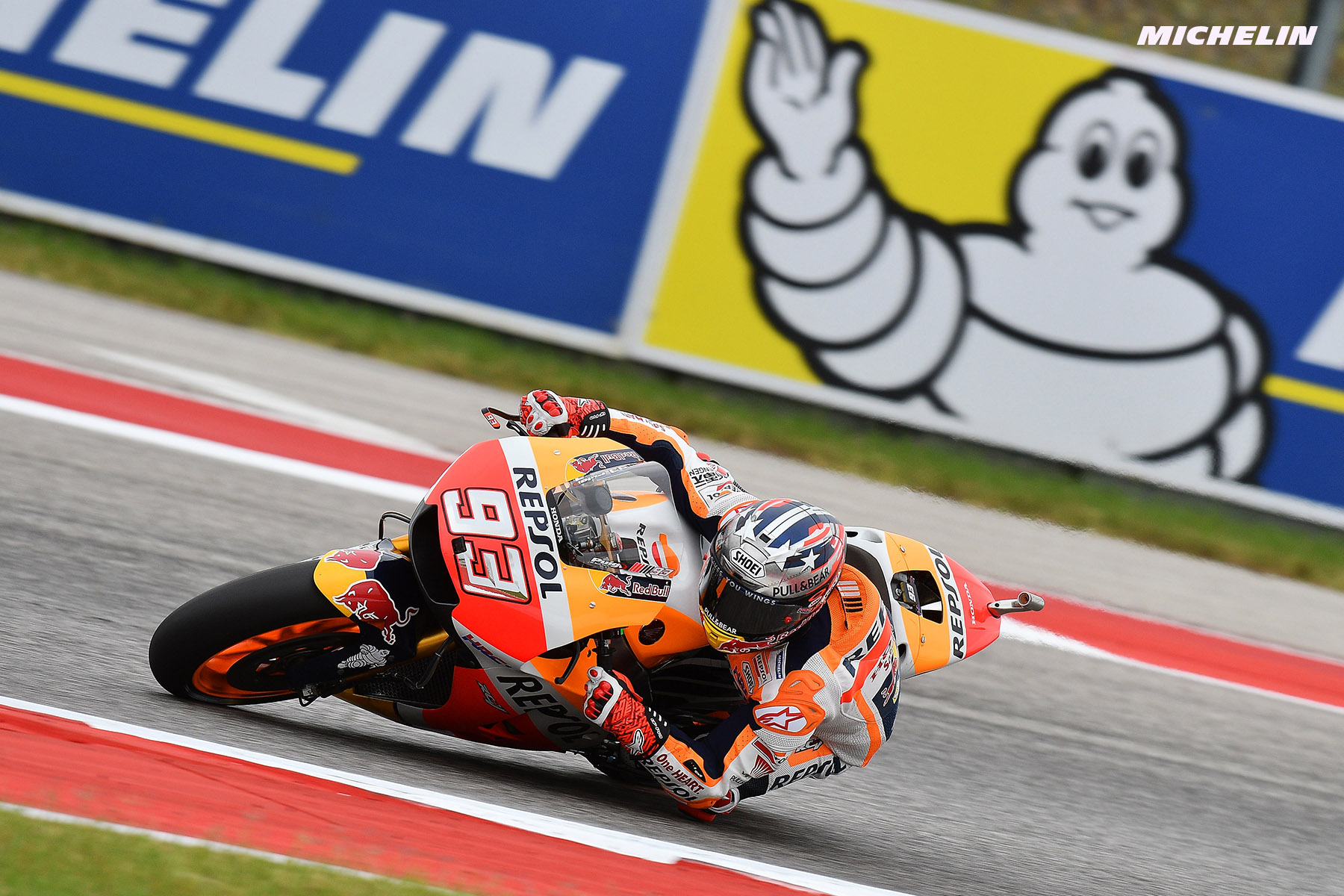 MotoGP: more Austin glory for Marquez