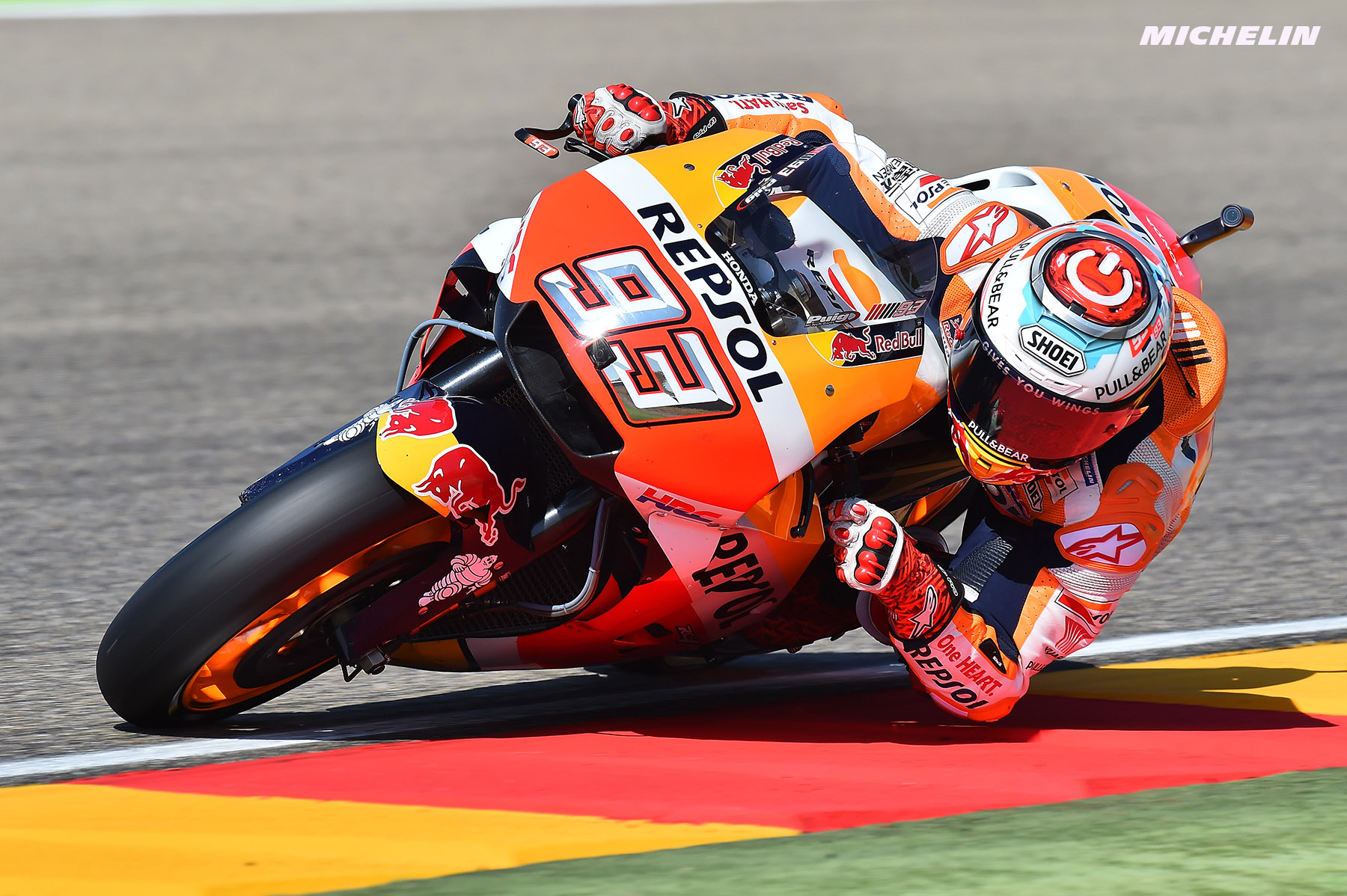 MotoGP: Honda's Aragon one-two
