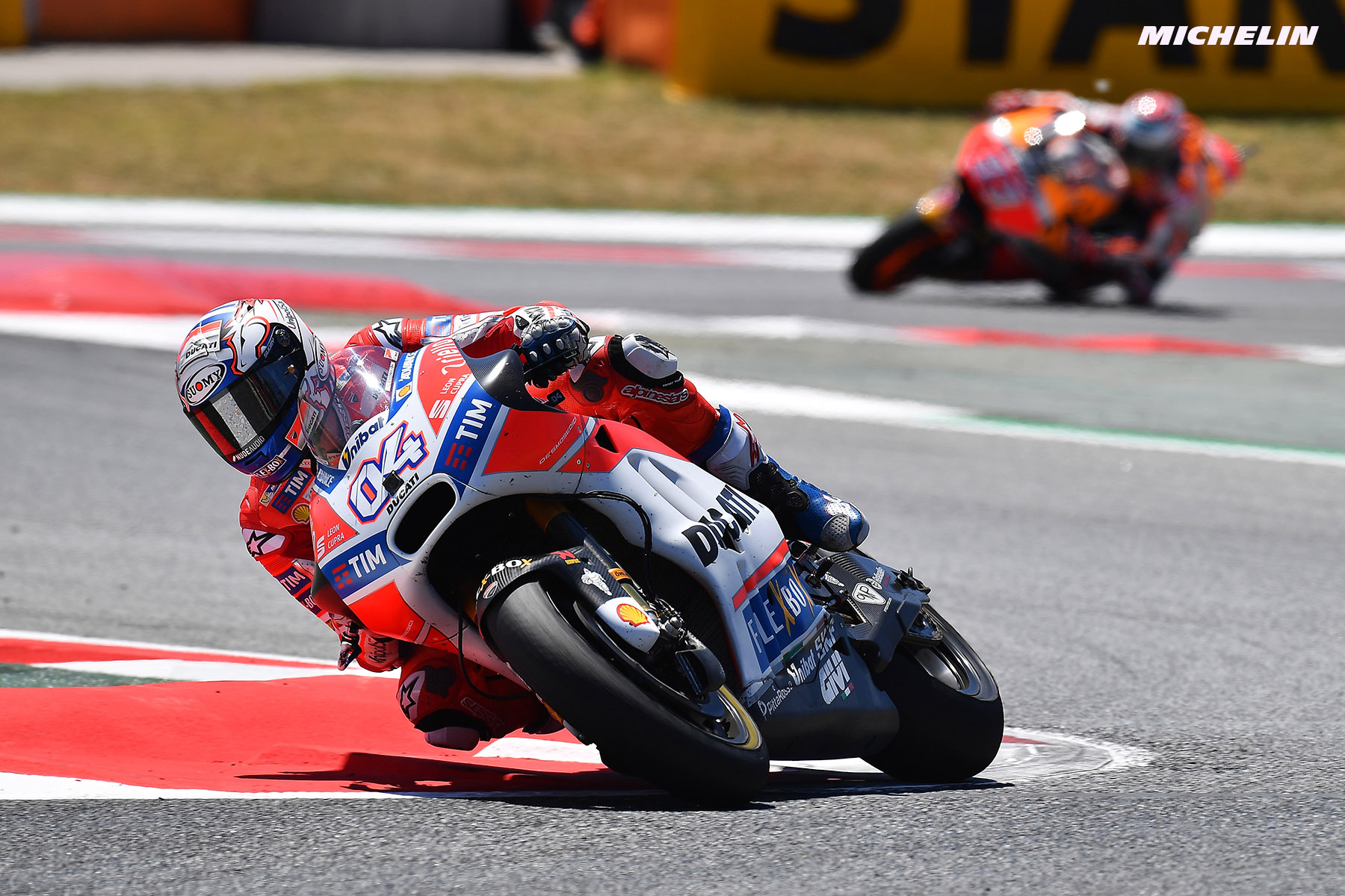 MotoGP: Dovizioso makes it two on the trot in Catalonia