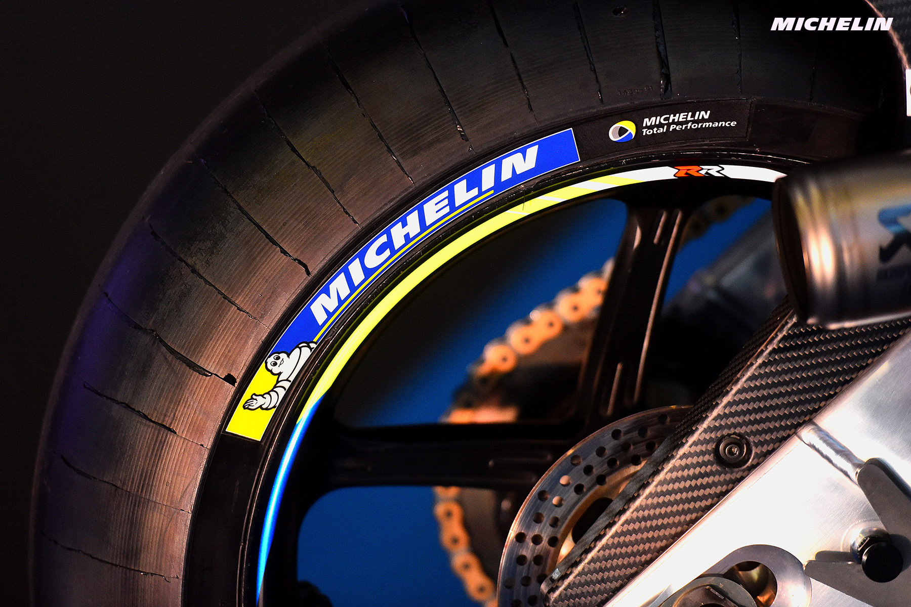 MotoGP Off Season Show visits Michelin
