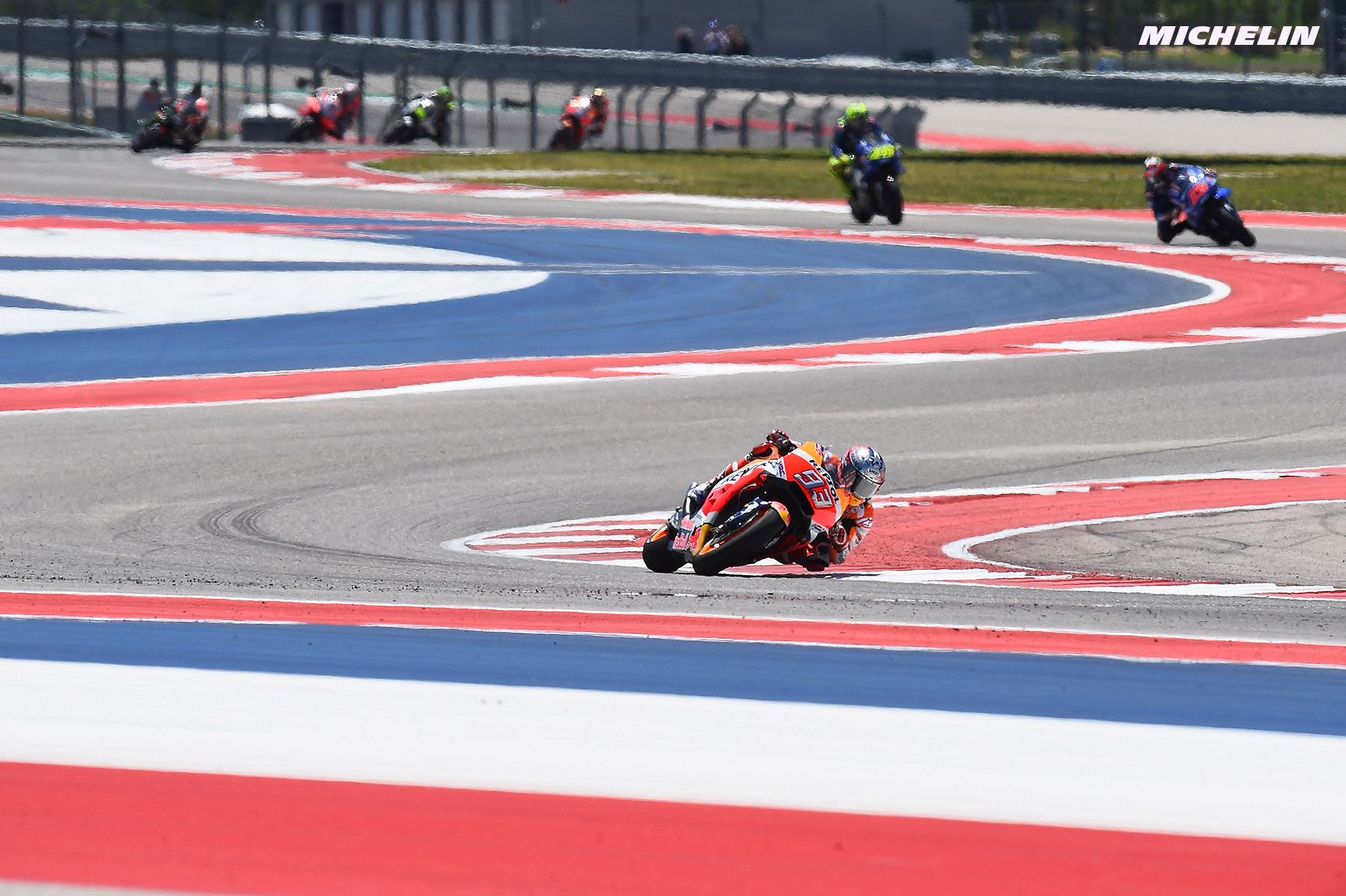 MotoGP™ -  Red Bull Grand Prix of The Americas - Racecard
