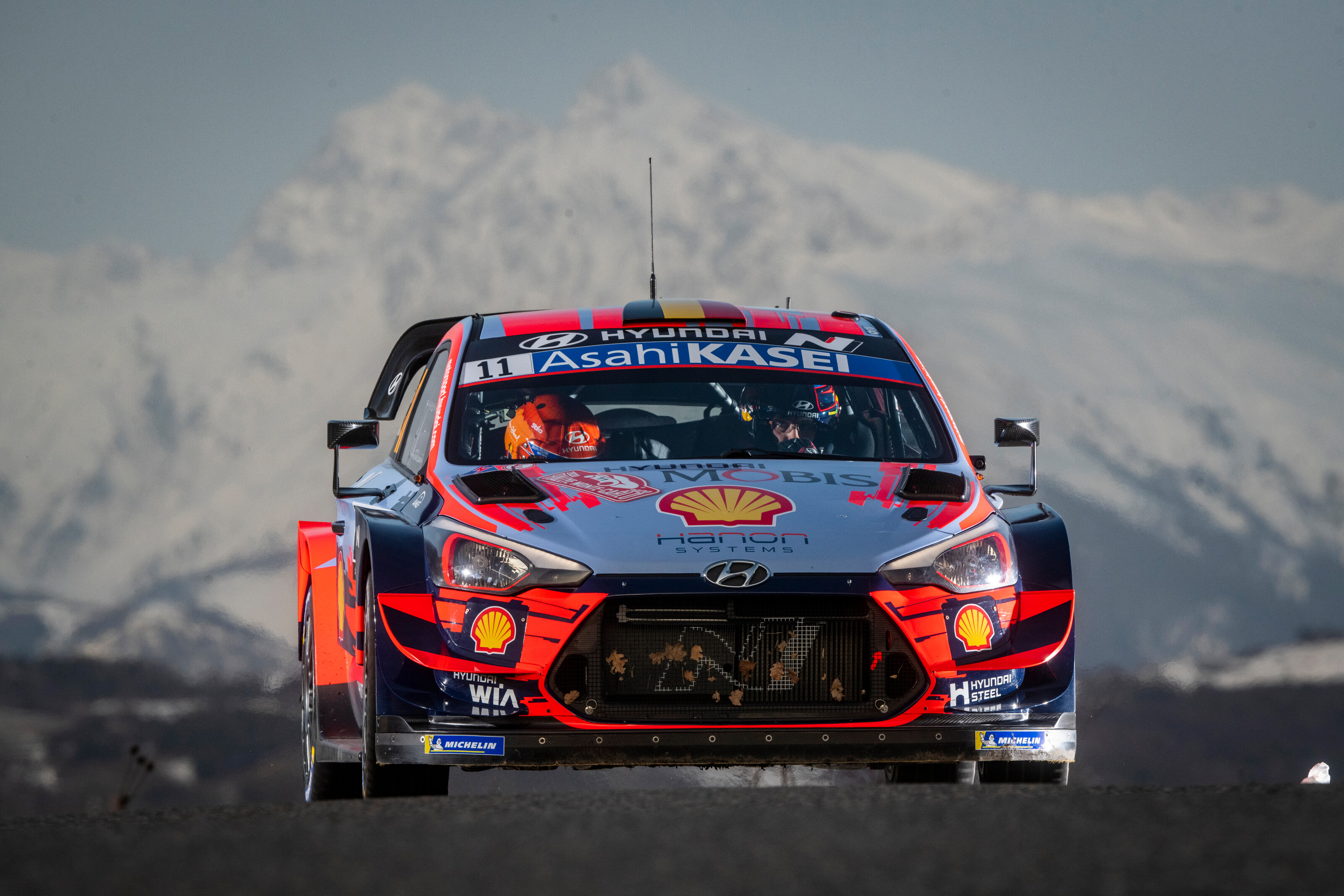 Neuville claims maiden Monte success with Hyundai/Michelin