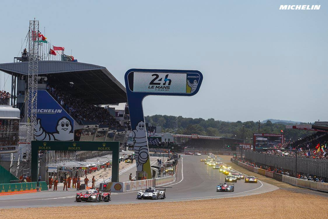 New look for world class endurance racing