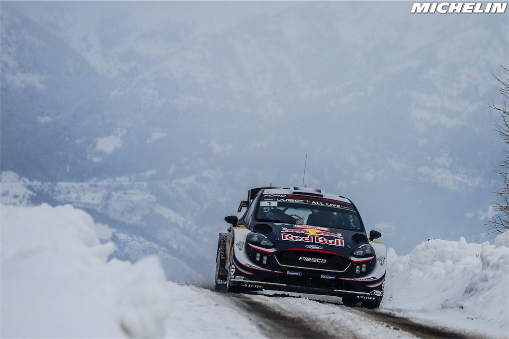 Sixth Monte Carlo win for Ogier