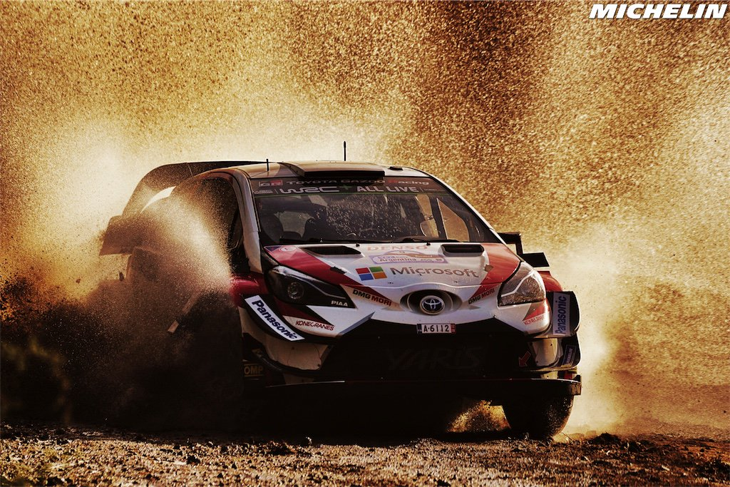 Tanak and Toyota/Michelin steal Argentina limelight